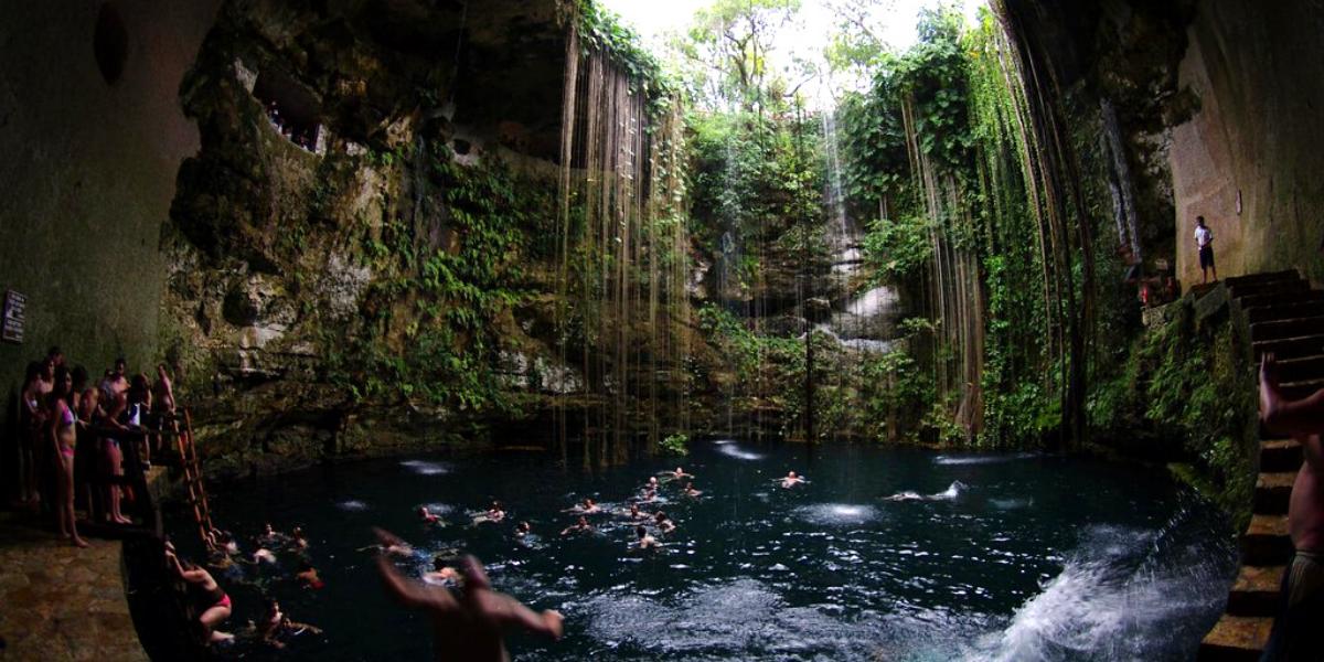 Cenotes – uskakanje u majanski podzemni svijet