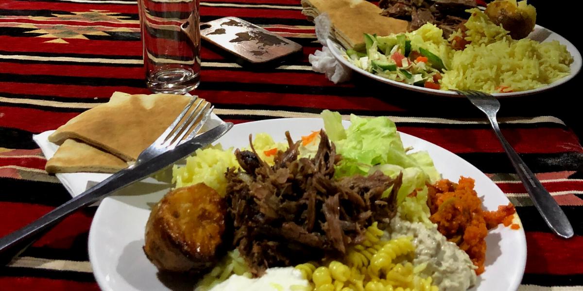 Jordan – recepti tradicionalnih jela umjesto suvenira
