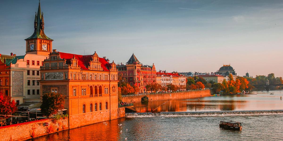 Mjesta s najboljim pogledom u Pragu