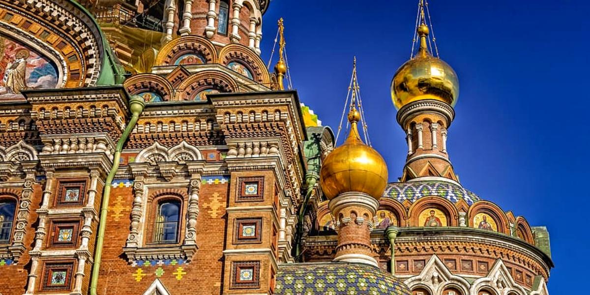 Sankt Peterburg – prozor Carstva prema Zapadu